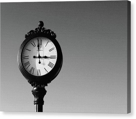 Passage Of Time Canvas Print - Within Time by Tom Druin