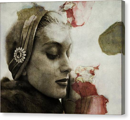 Tear Canvas Print - Without You  by Paul Lovering