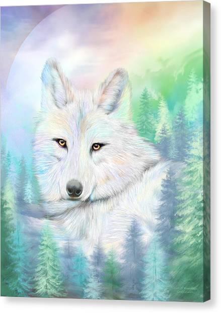Spirit Animal Canvas Prints (Page #5 of 85) | Fine Art America