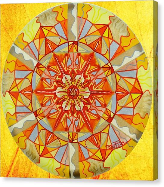Shirt Canvas Print - Wonder by Teal Eye  Print Store