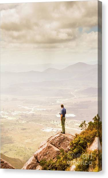 Tourism Canvas Print - Wondrous Western Tasmania by Jorgo Photography - Wall Art Gallery