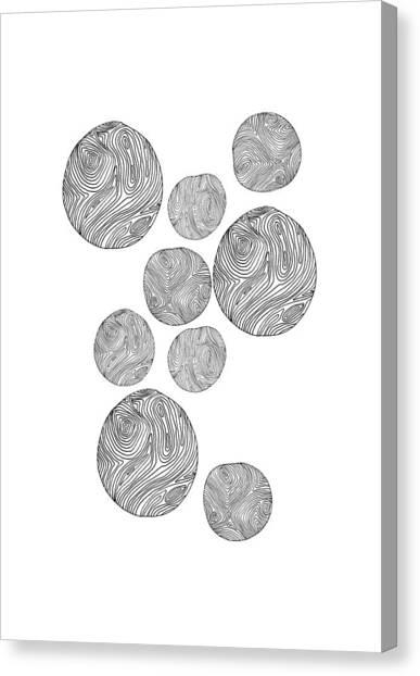 Wood Print Vertical Canvas Print