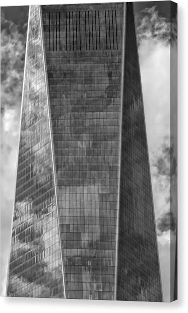 World Trade Center 2015 Canvas Print by Robert Ullmann