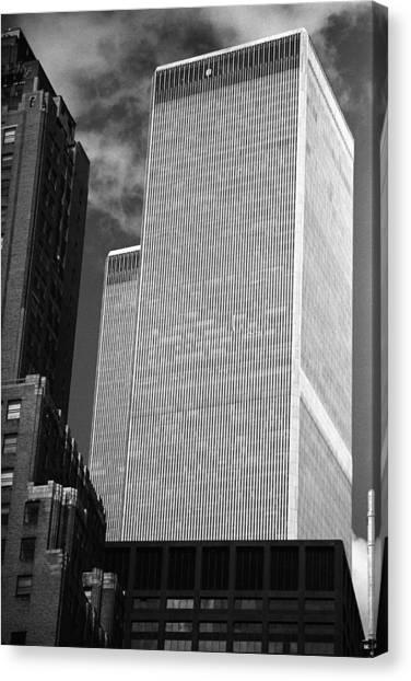 World Trade Center Canvas Print by Eric Foltz