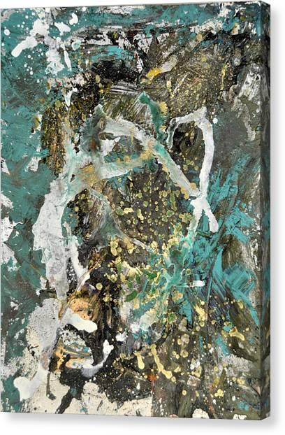 Hidden Treasues Canvas Print