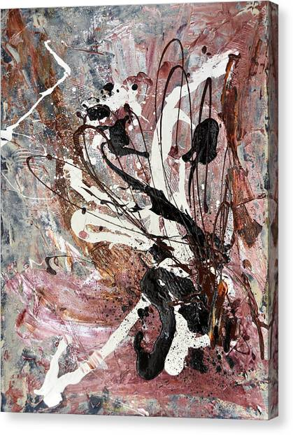 Worlds Away Canvas Print