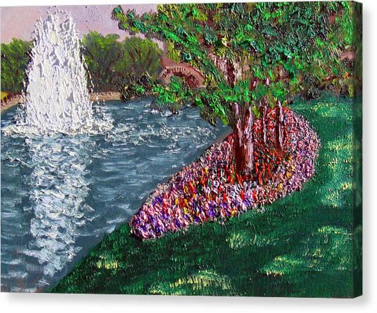 Wrsp August  Canvas Print by Stan Hamilton