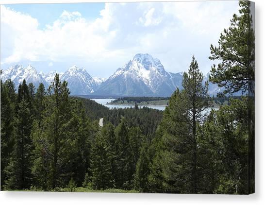 Wyoming 6490 Canvas Print