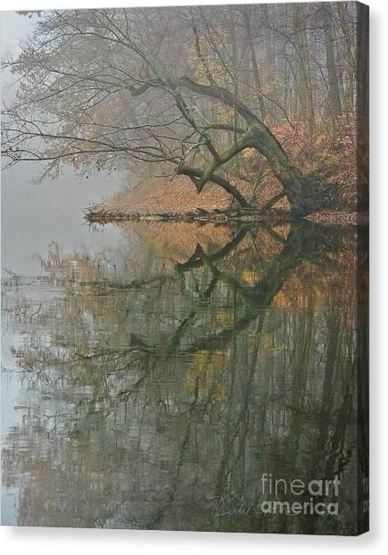 Yearming Canvas Print