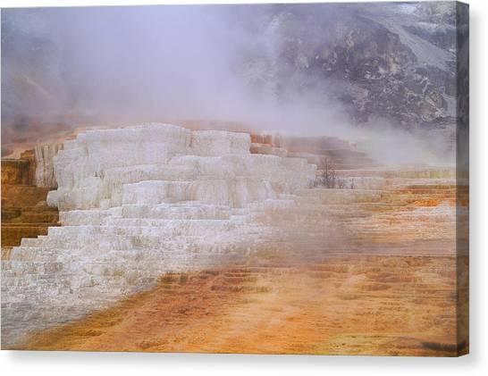 Yellowstone Magic Canvas Print