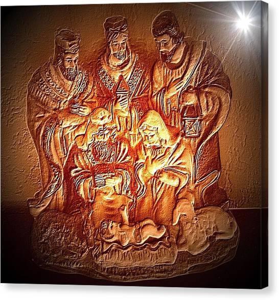 Yeshu'a  Canvas Print