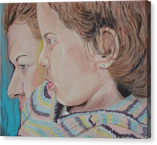 Yo De Nuevo Canvas Print by Kevin Callahan