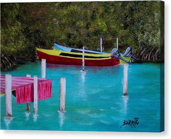 Yolas  Canvas Print