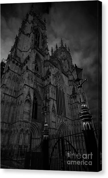 York minster canvas print york minster by charles staincliffe