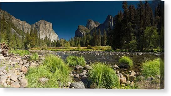 Yosemite - El Capitan Canvas Print