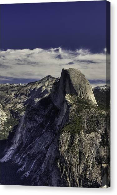Yosemite Granduer Canvas Print by Jim Riel