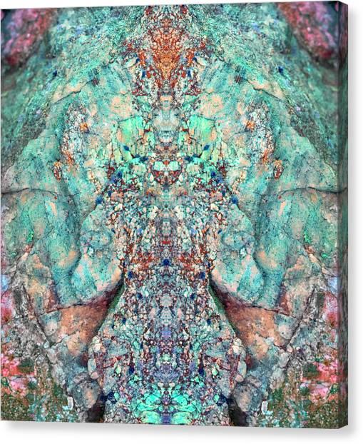 You Are The Breath Canvas Print