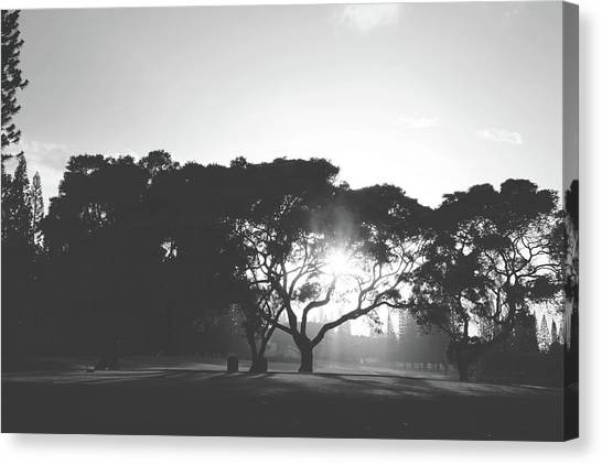 Golf Course Canvas Print - You Inspire by Laurie Search