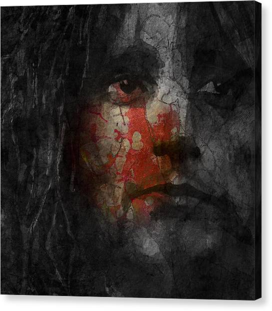 You Wear It Well  Canvas Print by Paul Lovering
