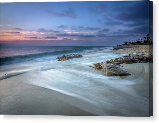 Surf Lifestyle Canvas Print - You'll Find Love, You'll Find Peace by Peter Tellone