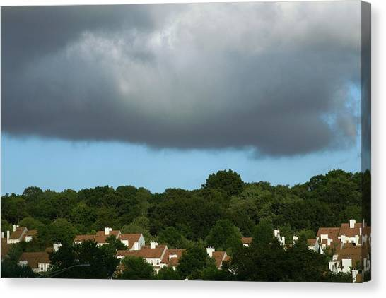 Your Home  Canvas Print by Paul SEQUENCE Ferguson             sequence dot net