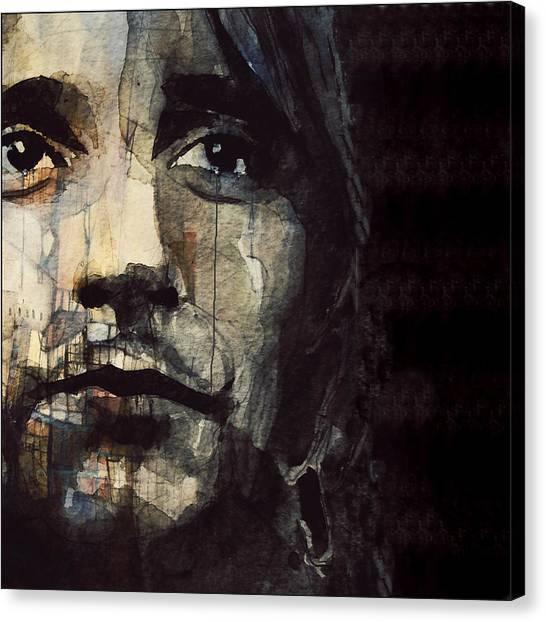 Concert Images Canvas Print - You're In My Heart  by Paul Lovering