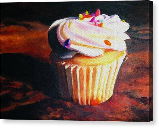 Yumm Canvas Print by Shari Jones