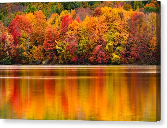 Yummy Autumn Colors Canvas Print