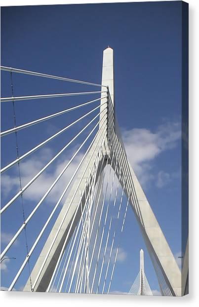 Zakium Bridge Canvas Print
