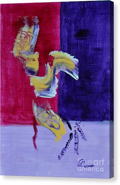 Zanardi Canvas Print
