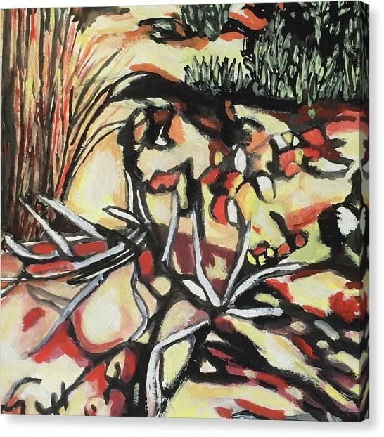 Zancara 1 Canvas Print