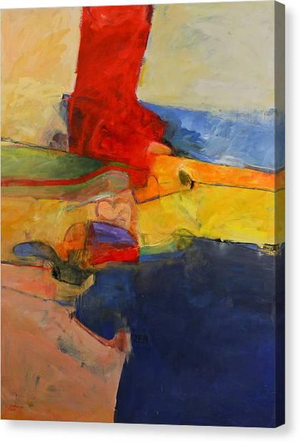 Zen Harbor Canvas Print