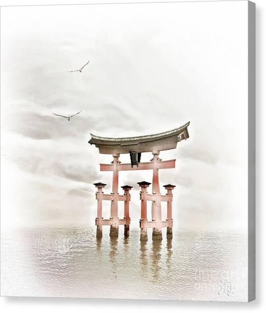 Zen Canvas Print