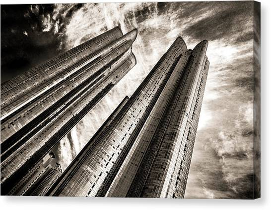 Zenith Towers Canvas Print