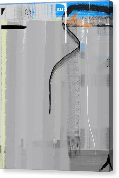 Tasteful Canvas Print - Zero by Naxart Studio