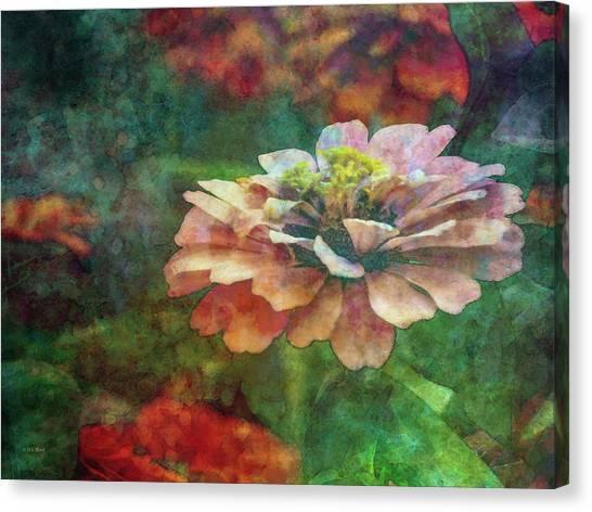 Zinnia Impression 1120 Idp_2 Canvas Print