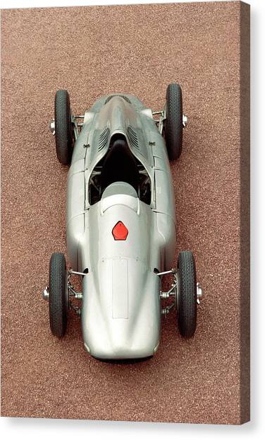 1948 Porsche Type 360 Cisitalia Grand Canvas Print
