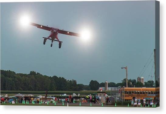 Stol Airplane Canvas Prints   Fine Art America