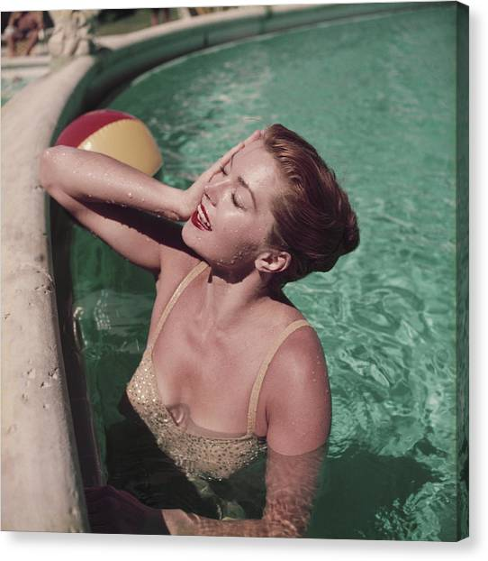 Esther Williams Canvas Print
