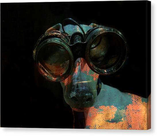 See Canvas Print - I Can See For Miles  by Paul Lovering