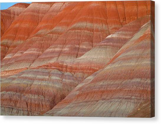 Sandstone, Grand Staircase Escalante Canvas Print by Eastcott Momatiuk