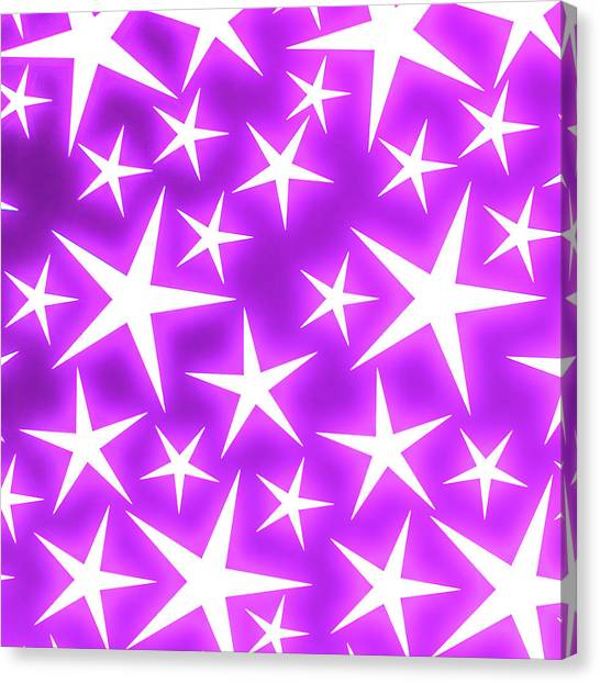 Star Burst 2 Canvas Print