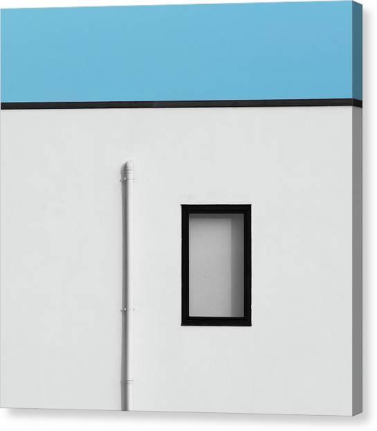 Verona Windows 1 Canvas Print