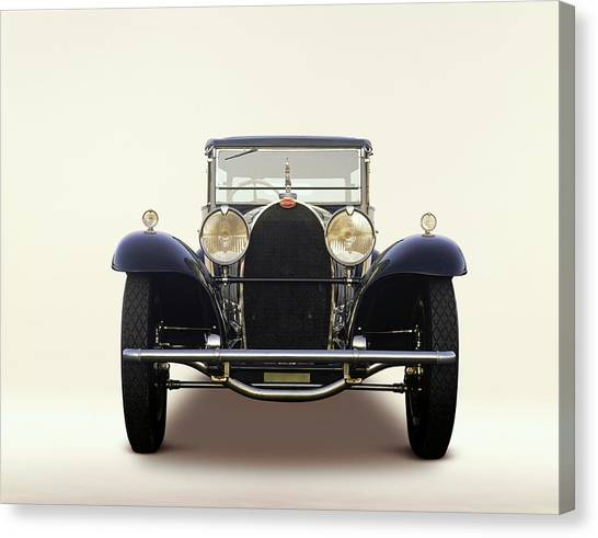 1931 Bugatti La Royale Type 41 Berline Canvas Print