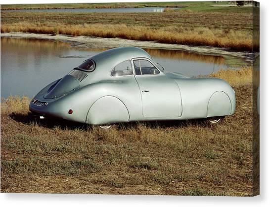 1939 Porsche 60k10 Canvas Print by Car Culture