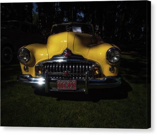 1948 Buick Roadmaster Canvas Print