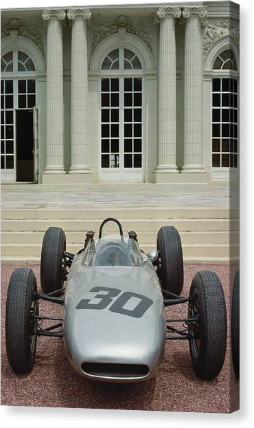 1962 Porsche Type 804 Formula 1 Canvas Print