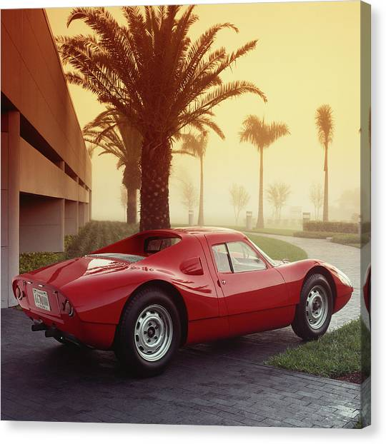 1964 Porsche 904 Carrera Gts Canvas Print by Car Culture