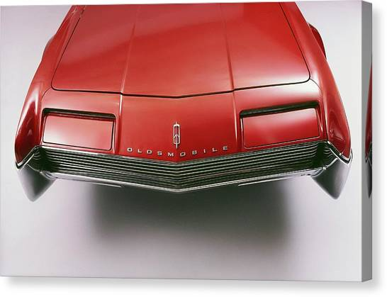 1969 Oldsmobile Toronado Canvas Print