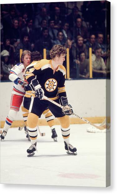 Bobby Orr Canvas Print - Bobby Orr by Positive Images